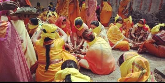 Badrinath Gadu ghada yatra