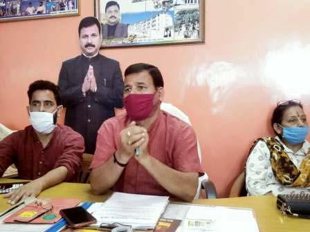 उत्तराखंड जनएकता पार्टी ने उप प्रमुख संजय मैठाणी को बनाया टिहरी जिलाध्यक्ष
