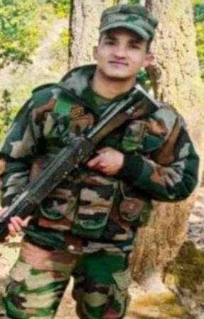 Soldier of Uttarakhand: सीमा पर उत्तराखण्ड का जवान शहीद