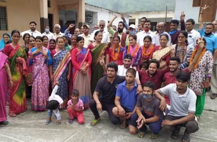टिहरी में मिल रहा उत्तराखण्ड जनएकता पार्टी को व्यापक समर्थनः धनै