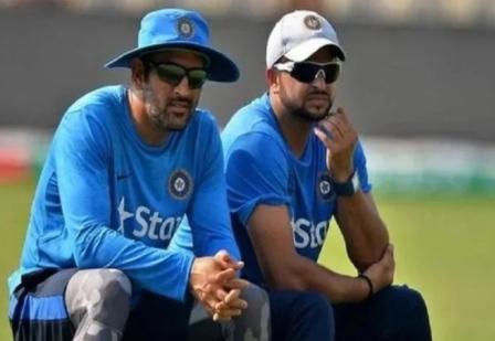 Dhoni and Suresh Raina retired: पूर्व कप्तान धोनी एवं सुरेश रैना का अंतराष्ट्रीय क्रिकेट से संन्यास