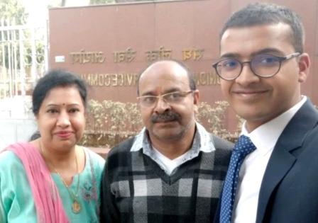 Upsc Civil Services Examination: शुभम ने सिविल सेवा परीक्षा में ऑल इंडिया 43 रैंक की प्राप्त