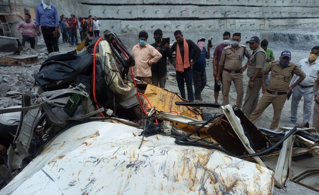 रुद्रप्रयाग के ऊखीमठ जा रही कार टिहरी झील में समाई, दो के शव बरामद, दो लापता