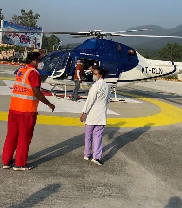 AIIMS Rishikesh: एम्स में ब्रेन हैमरेज रोगी का हुआ सफलतापूर्वक उपचार