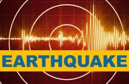 हरिद्वार में भूकंप के झटके, मसूरी समेत कुछ और जगहों पर भी किया गया महसूस