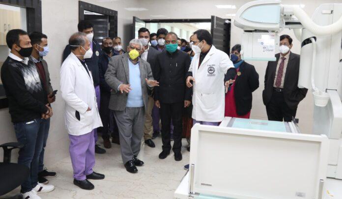 अच्छी खबर: एम्स ऋषिकेश में अब बिना सर्जरी के होगा पथरी का उपचार