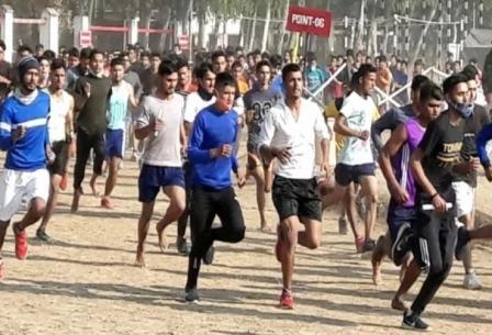सेना भर्ती रैलीः उत्तर प्रदेश के 50 मुन्ना भाईयों को पकड़ा फर्जी दस्तावेजों के साथ