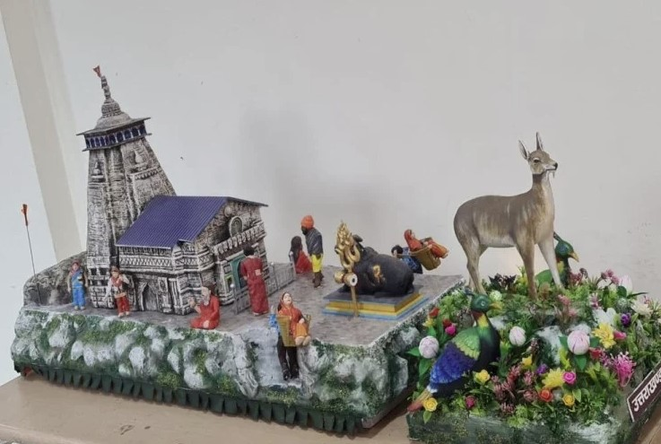 गणतंत्र दिवस की परेड में दिखेगी राजपथ पर उत्तराखंड की झांकी