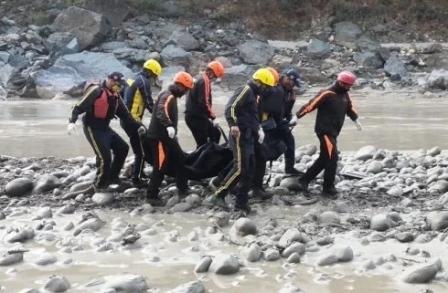 चमोली आपदाः दूसरे दिन राहत बचाव का काम जारी, लापता लोगों की संख्या पहुंची 202 तक, सूचि जारी