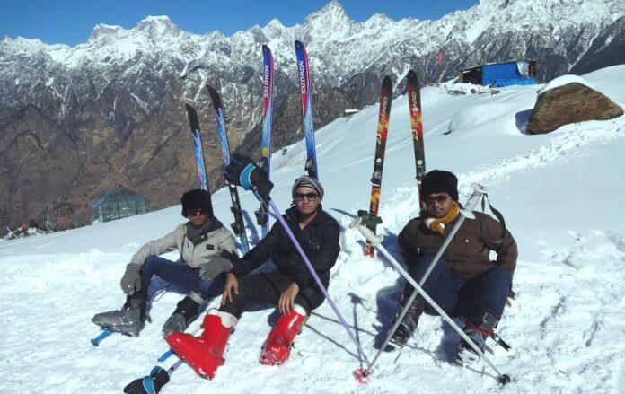 मौसम की बेरुखी के कारण औली में प्रस्तावित राष्ट्रीय शीतकालीन खेल रद्द