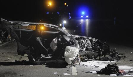 दुःखद: सड़क हादसे में दो जूनियर इंजीनियरों की मौत