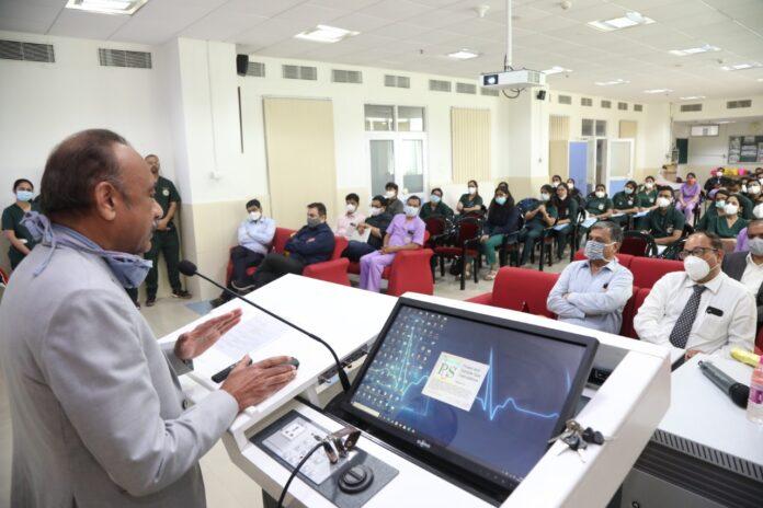 AIIMS Rishikesh: अल्ट्रासाउंड निर्देशित रीजनल एनेस्थीसिया विषय पर दो दिवसीय कार्यशाला
