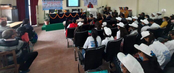 नमामि गंगे कार्यक्रम: गंगा की स्वच्छता सरंक्षण और जागरूकता को कार्यशाला