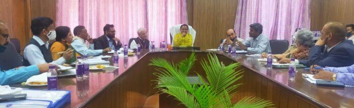 उत्तराखंड में स्नातक स्तर पर अनिवार्य होगा आपदा प्रबंधन विषय: डा. धन सिंह