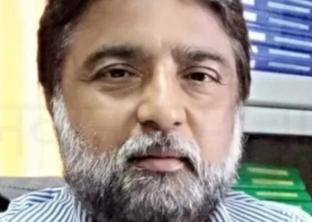 कोरोना संक्रमित एरीज के सेवानिवृत्त निदेशक डॉ. अनिल पांडे का निधन