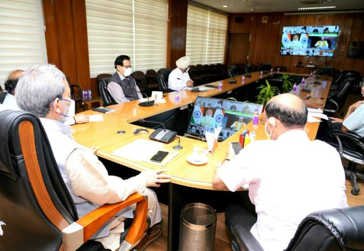 देश के 9.5 करोड़ किसानों को 20 हजार करोड़ की सम्मान निधि डीबीटी द्वारा हस्तांतरित