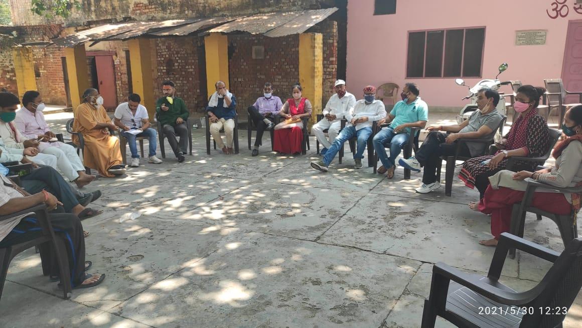 सर्वदलीय संघर्ष समिति कल से नेपाली फार्म तिराहे में देगी धरना