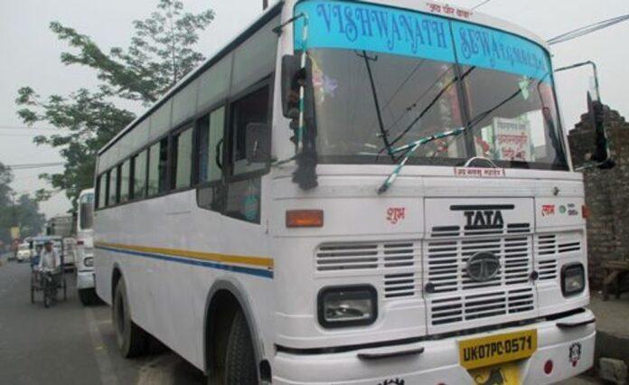 उत्तराखण्ड में निजी बसों का संचालन जल्द