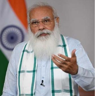 प्रधानमंत्री नरेन्द्र मोदी का देश के नाम संबोधन आज शाम 5 बजे