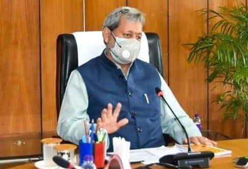 मुख्यमंत्री तीरथ ने किया हल्द्वानी में 500 बेड के कोविड केयर सेंटर का उद्घाटन