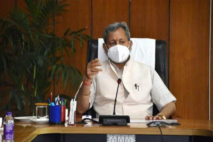 मुख्यमंत्री तीरथ सिंह रावत दिल्ली दरबार में तलब