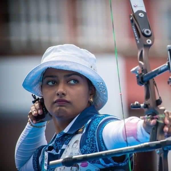 दीपिका कुमारी ने पेरिस में रचा इतिहास, जीते तीन गोल्ड मेडल