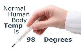 एम्स ऋषिकेश: 98 डिग्री फारेनहाइट है मनुष्य शरीर का औसत तापमान