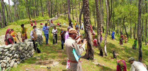 हरेला पर पर्यावरण संरक्षण की अनूठी पहल, सीएम धामी ने की तारीफ