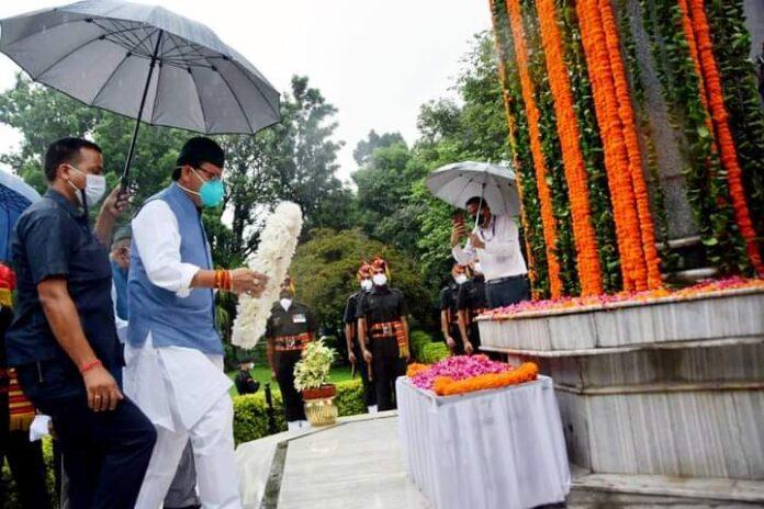 कारगिल विजय दिवस: वीर शहीदों की शहादत को सलाम कर सीएम धामी ने की कई अहम घोषणाएं