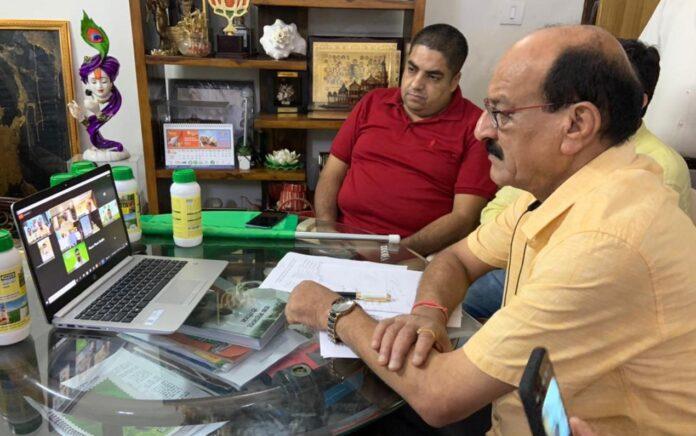 नैनो यूरिया का उत्पादन उत्तराखण्ड कृषि के लिए होगा वरदान साबित: सुबोध