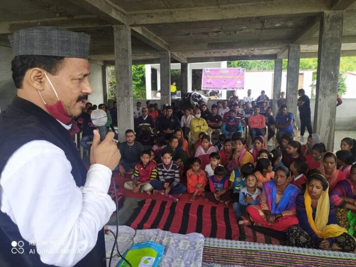 उत्तराखंड जनएकता पार्टी ने फूंका चुनावी बिगुल, काफी संख्या में उजपा में शामिल हो रहे लोग