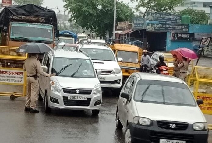 आज से 27 अगस्त तक घर से निकलें तो जरूर देख लें यातायात रूट प्लान