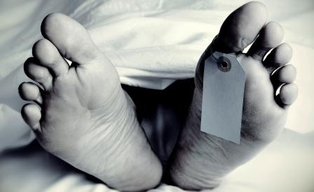 सिपाही ने अपनी राइफल से गोली मार की आत्महत्या