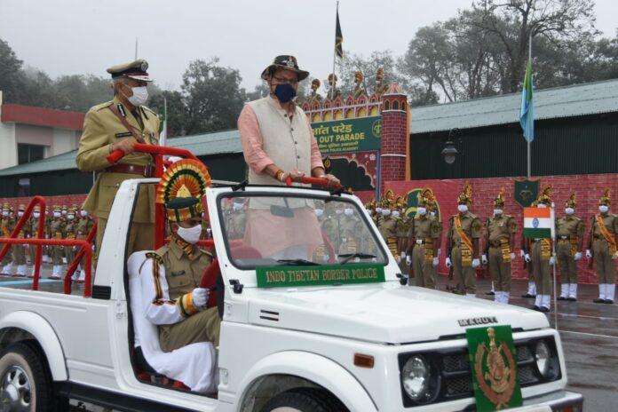 सरहद पर खड़े रखवालों को दिल से सलाम: मुख्यमंत्री पुष्कर सिंह धामी