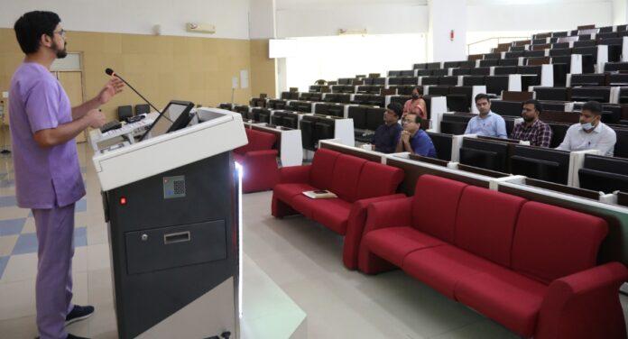 एम्स में राज्यभर के फिजिशियनों की वायरल हेपेटाइटिस कंट्रोल प्रशिक्षण कार्यशाला शुरू