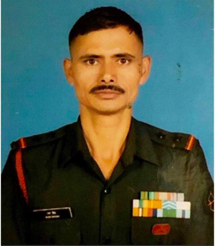जम्मू कश्मीर के राजौरी में आतंकियों से मुठभेड़ के दौरान उत्तराखण्ड का लाल शहीद