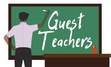 शासनादेश जारी न होने से खफा गेस्ट टीचरों का कार्य बहिष्कार का ऐलान