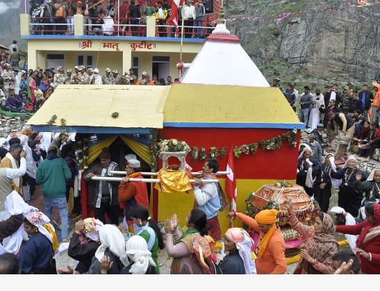 श्री बदरीनाथ धाम: माता मूर्ति उत्सव 17 को, सादगी के साथ होगा मातामूर्ति मेला