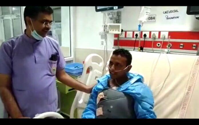 एम्स ऋषिकेश: मरीज को बिना बेहोश किए उसकी सफल अवेक कार्डियो थोरेसिक सर्जरी करने में मिली विशेष सफलता
