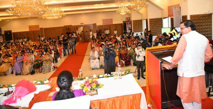 प्रदेश में शुरू की जायेगी मुख्यमंत्री नारी सशक्तीकरण योजना: धामी