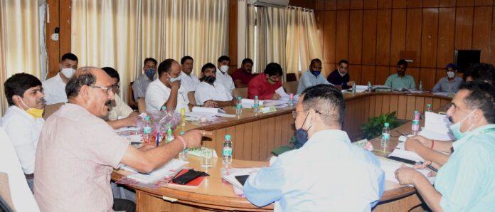 टीडीसी निदेशक मण्डल की बैठक: 186 कर्मियों के 2016 से 2021 तक के डीए का भुगतान करने का लिया निर्णय