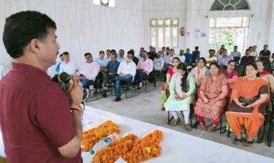 उजपा ने चम्बा शहर की 51 सदस्यीय कार्यकारिणी की घोषित, एकजुट होकर काम करने का लिया संकल्प